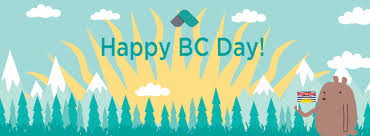 Image result for BC Day clip art