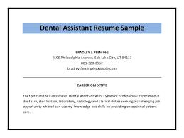 12 Dental Assisting Resume Templates Proposal Agenda