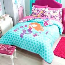 the little mermaid bedding new spring cotton with regard to comforter set twin plan full queen