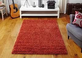 elsa orange rug