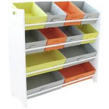 Awesome Argos Home 4 Tier Childrens Basket Storage Unit