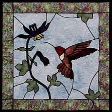 211 best Quilt Hummingbird Ideas images on Pinterest | Painting ... & Free Bird Quilt Patterns - Bing Images Adamdwight.com