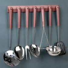 <b>Набор кухонных принадлежностей</b>, <b>7</b> предметов, на подвесе ...