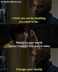Pin By Miruna Kiss On Yep Best Movie Lines Denzel Washington