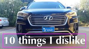 2018 hyundai santa fe. delighful 2018 2017  2018 hyundai santa fe review  10 things i hate about the car on hyundai santa fe n