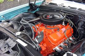 The 1969 Impala SS427 Engine Specifications