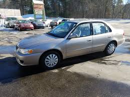 2002 Toyota Corolla for sale in Chichester, NH 03258