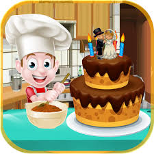 Cake Maker Cooking Games My Bakery Amazonca Appstore For Android