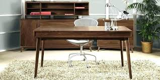 solid oak office desk. Cherry Wood Office Furniture Desks Solid Contemporary Home Desk . Oak