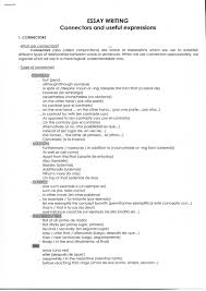 essay writing connectors and useful expressions it essay writing connectors and useful expressions