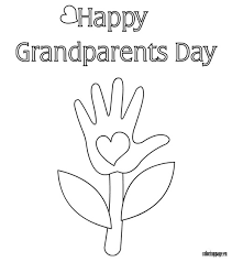 Grandparents Day Coloring Sheets Grandparents Day Coloring Pages