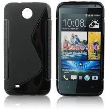 panel HTC Desire 300 black ...