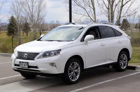 lexus 2015 white 4 door. Unique Door 2013 Lexus RX350 AWD 5Door Luxury SUV And 2015 White 4 Door