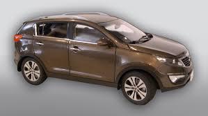 Коллекционная <b>модель Kia Sportage</b> R   форум KIA клуба