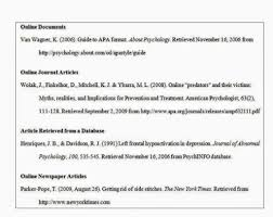 Apa Format Search Paper Word Template Outline Example