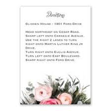 Wedding Maps Wedding Direction Cards Invitations By Dawn
