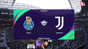 PES 2021 FreeKick - PORTO vs JUVENTUS | UEFA Champions League |  Prediction-Gameplay PC - YouTube