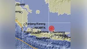Dari informasi bmkg ternyata terjadi gempa berkekuatan 6.7 sr dengan. Gempa Bumi Hari Ini Mengguncang Jepara Dirasakan Hingga Bali Nasional Tempo Co