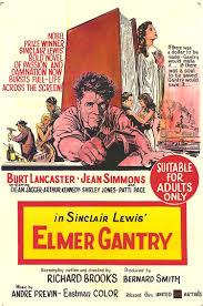 Image result for elmer gantry 1927
