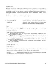 Selain tentang kunci jawaban soal pat bahasa indonesia kelas 3 sd semester 2, simak juga informasi penting lainnya. Download Soal Un Bahasa Indonesia Kelas 9