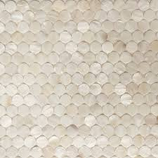 penny round backsplash tiles for kitchen and bathroom wall mother of pearl shell mosaic sheets seashell