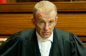 """Defence advocate Barry Roux's relentless """"I put it to you"""" technique pales in comparison to State Prosecutor Gerrie Nel's ruthless cross-examination of ... - Gerrie-Nel-690x450"""