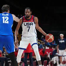 USA Basketball Blows Out Czech Republic ...
