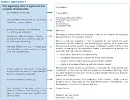 Uow New Picture Sample Cover Letter Addressing Selection Criteria