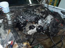 sticky ls series engine swap 78 88 g body montecarloss com kwik performance bracket kit
