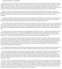 essay on role model sweet partner info essay on role model role models essay essay my role model sachin tendulkar
