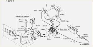 superwinch wiring diagram davehaynes me Winch Solenoid Diagram kfi winch contactor wiring diagram and webtor