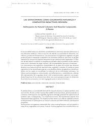 Anthocyanins As Natural Colorants And Bioactive Compounds A Review