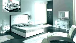 black leather bedroom sets – see the home interior for you
