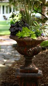 Colorful Perennials For Partial Shade Gardens Or ContainersContainer Garden Shade Plants