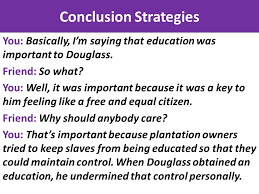 conclusions introductions and conclusions are often the toughest  5 conclusion strategies
