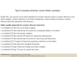 sample creative cover letters top 5 creative director cover letter samples 1 638 jpg cb 1434595010