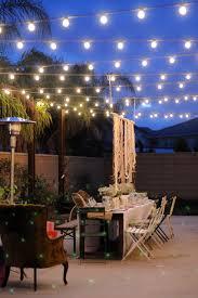 Best 25 Lights In Trees Ideas On Pinterest  Log Base Torch Wood Christmas Lights In Backyard