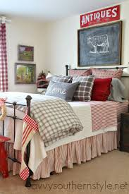 Southern Bedroom 17 Best Ideas About Country Bedrooms On Pinterest Rustic Country