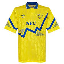 Get new everton jerseys, kits, shirts and more everton gear online. Everton Football Shirt Archive