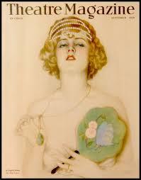 A Ziegfeld Beauty...Miss Hilda Ferguson | Magazine cover, Vintage  magazines, Vargas