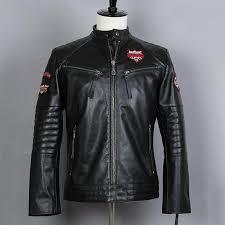 2019 2018 motorcycle biker leather jacket men indian chief skulls pattern black cowskin genuine jacket locomotive coat from laftfly 590 31 dhgate com