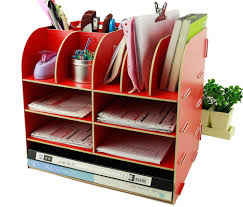 wooden office storage. xiong guo wooden desk storage box office supplier cabinet pen pencil holder stapler stand