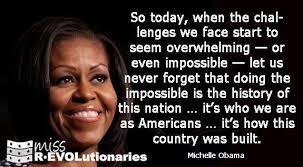 michelle obama quotes speech via Relatably.com