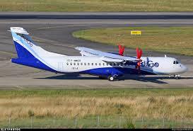 Indigo Airlines Login F Wwer Atr 72 212a 600 Indigo Airlines Mike Barker Jetphotos