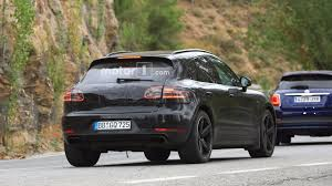 2018 porsche macan facelift.  2018 On 2018 Porsche Macan Facelift
