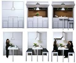 compact furniture design. Kitchen-Table-and-Dining-Room Combination Design By Melanie Olle And Ilja Oelschlgel Compact Furniture O
