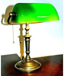 green glass desk lamp green desk lamp shade green shade bankers desk lamp bankers desk lamp