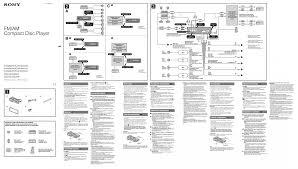 sony cdx wiring diagram for radio wiring library sony cdx gt450u wiring diagram me for