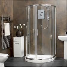 Perfect Curved Shower Enclosures Uk Aquasata D Shape Enclosure To Design Ideas