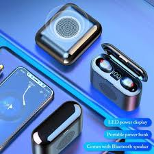 F9 <b>Mini Bluetooth</b> Earphone Touch Sports <b>Stereo</b> Wireless Headset ...